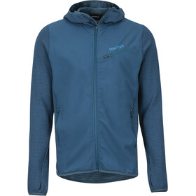 Marmot Preon Hybride Jas Heren, denim